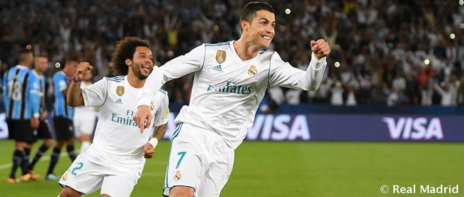 Los 15 goles de Cristiano Ronaldo en las finales con el Real Madrid