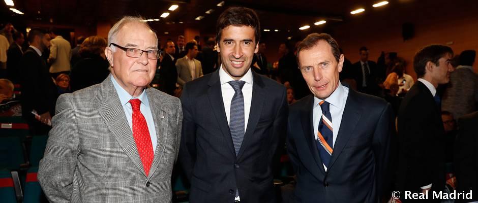 El Real Madrid, protagonista de la 29ª gala de la Federación de Fútbol de Madrid