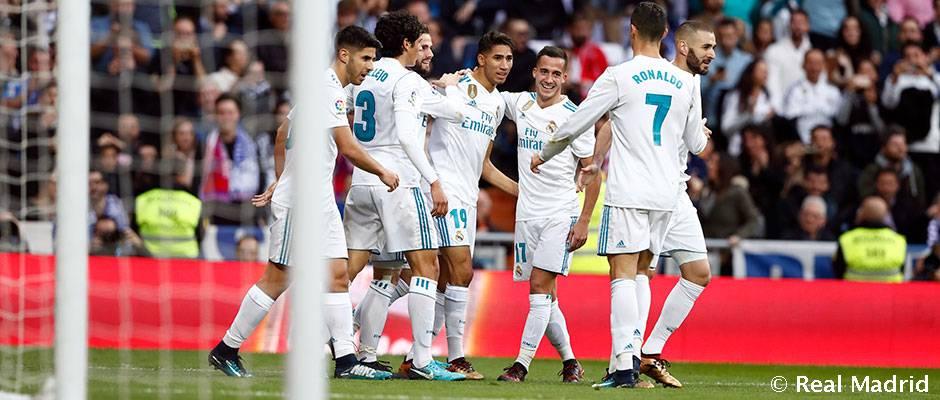 El Real Madrid de Zidane supera los 300 goles
