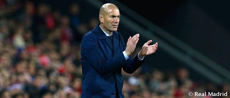 """Zidane: """"Merecimos más"""""""