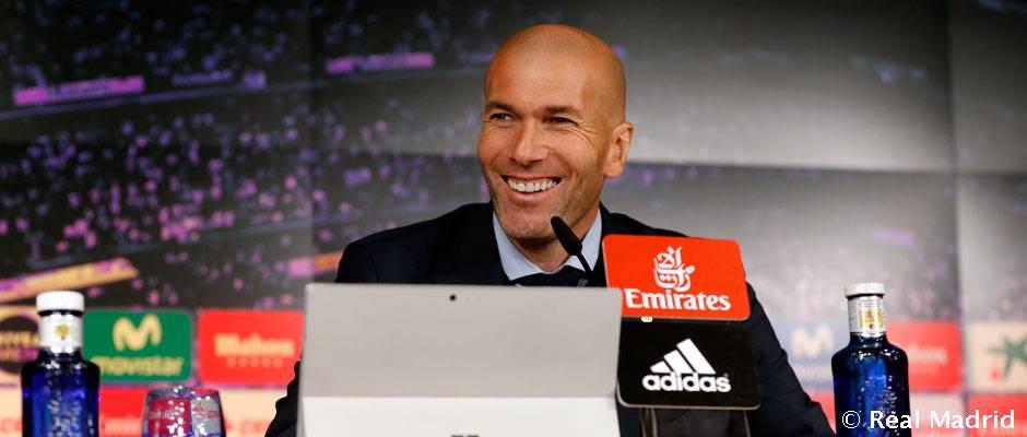 """Zidane: """"Hicimos un partido muy completo"""""""