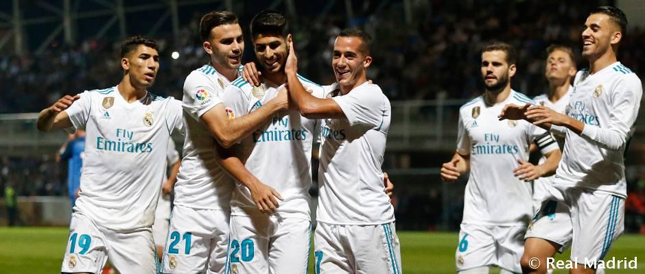 Leganés-Real Madrid: primer asalto hacia las semifinales de Copa