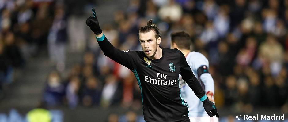 Bale, goleador en cuatro competiciones
