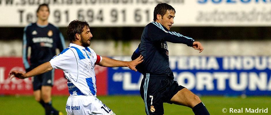 El Real Madrid ya se enfrentó al Leganés en dos ocasiones en la Copa