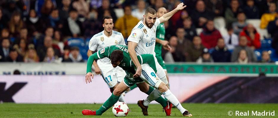 1-2: El Real Madrid se queda fuera de la Copa
