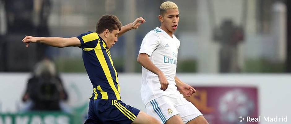 El Juvenil C, en el Torneo Al Kass 2018