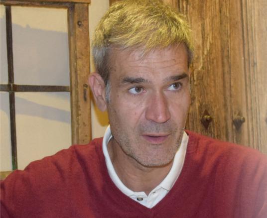 Dani Benavides entrevista a Antonio Martin