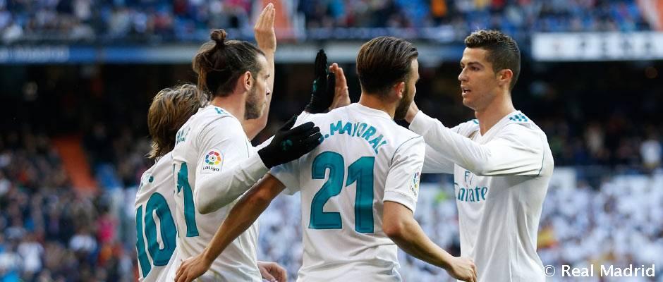 El Real Madrid-Alavés se jugará el sábado, 24 de febrero, a las 16:15 h