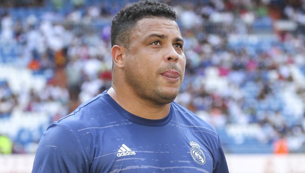 Entrevista a Ronaldo Nazário de Lima