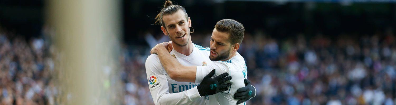 7-1: El Madrid firma la goleada de la Liga