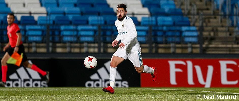 Solari convoca a 18 jugadores para el partido ante la Ponferradina