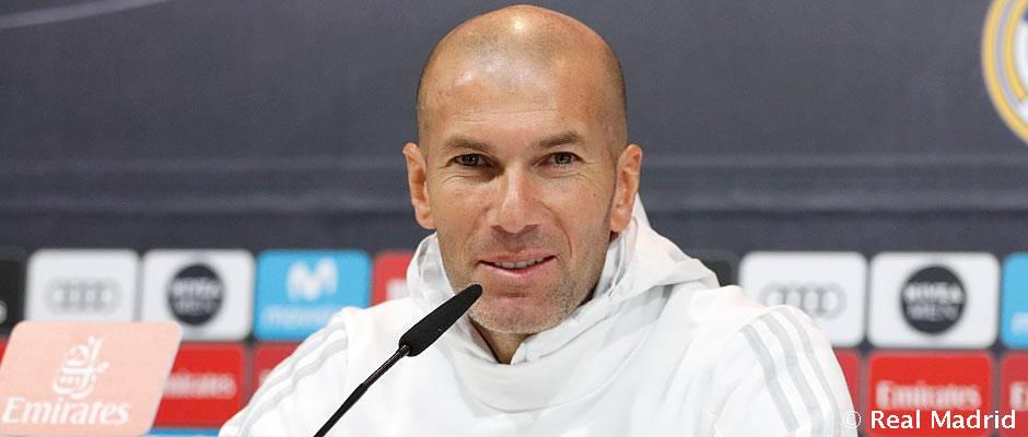 """Zidane: """"La eliminatoria no está sentenciada"""""""