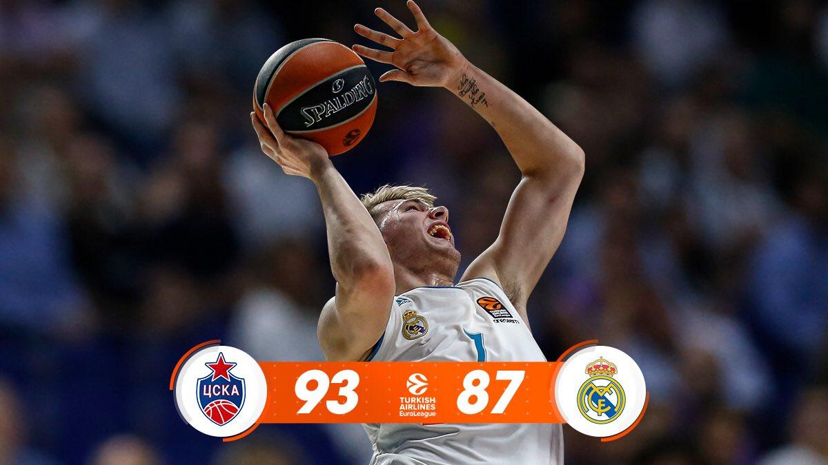 Un Madrid que nunca se rinde.