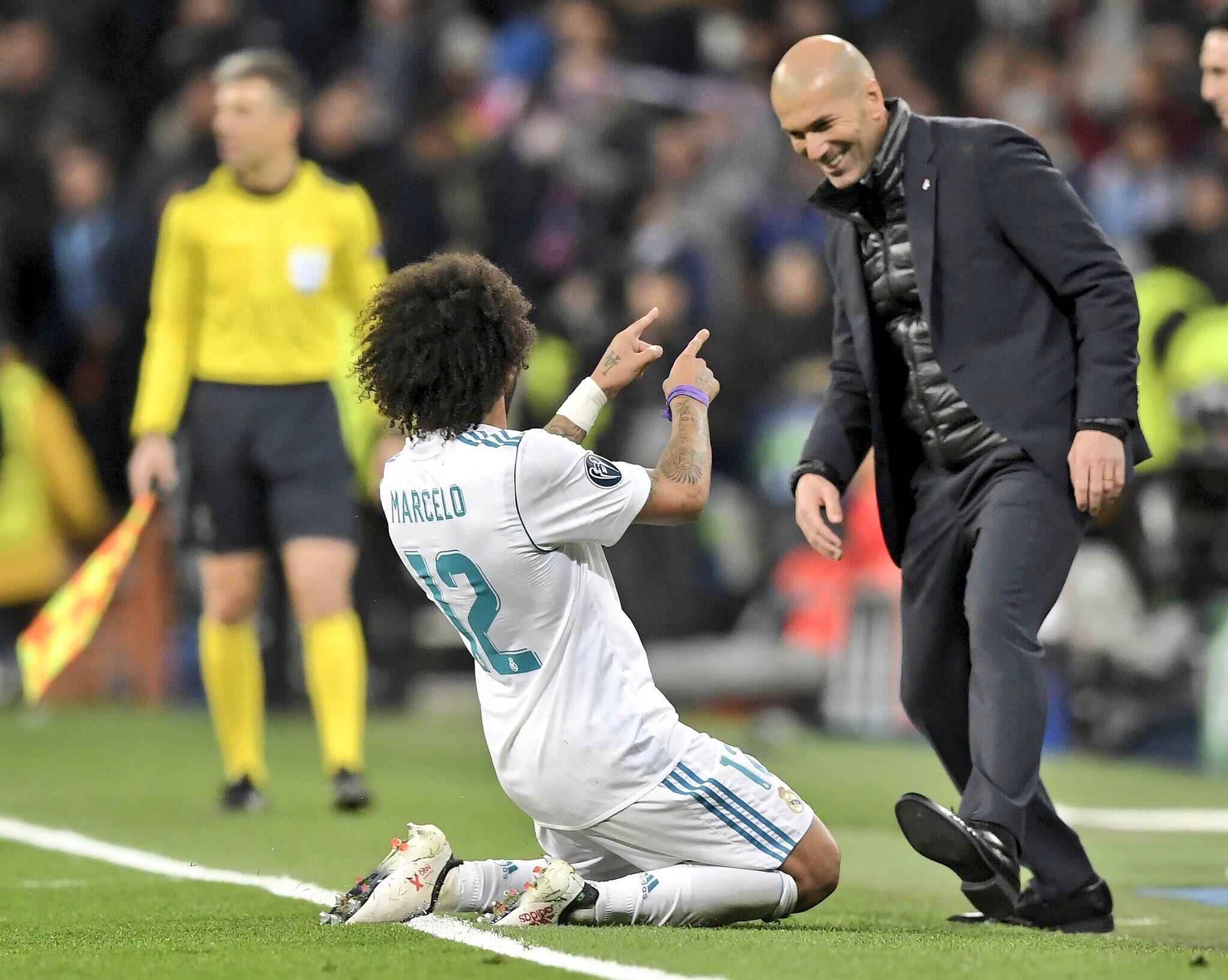 La opinión de @DbenavidesMReal : El crepúsculo de Zidane tendrá que esperar, sigue fiel a sí mismo.