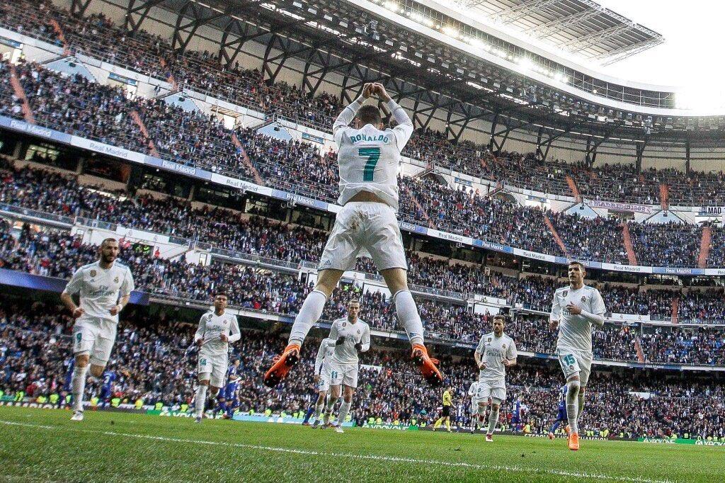 Desde el Bernabéu : La ilusión del debutante.