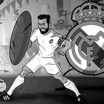 Madridistas en la red: @VictorVikingo_