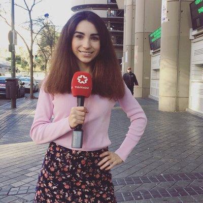 Periodistas en la red: @maariibeel6