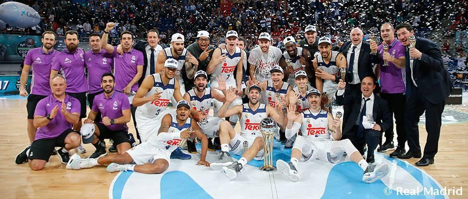 Copa ACB 2018: El Real Madrid, a por la quinta Copa consecutiva