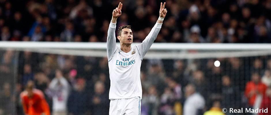 Cristiano Ronaldo, el rey de Europa
