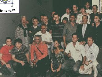 Peña Madridista la Bella Easo: Ser madridista en San Sebastián, era ser una clara minoría