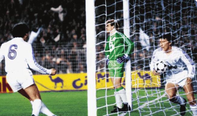 La noche en la que nació el miedo escénico del Bernabéu