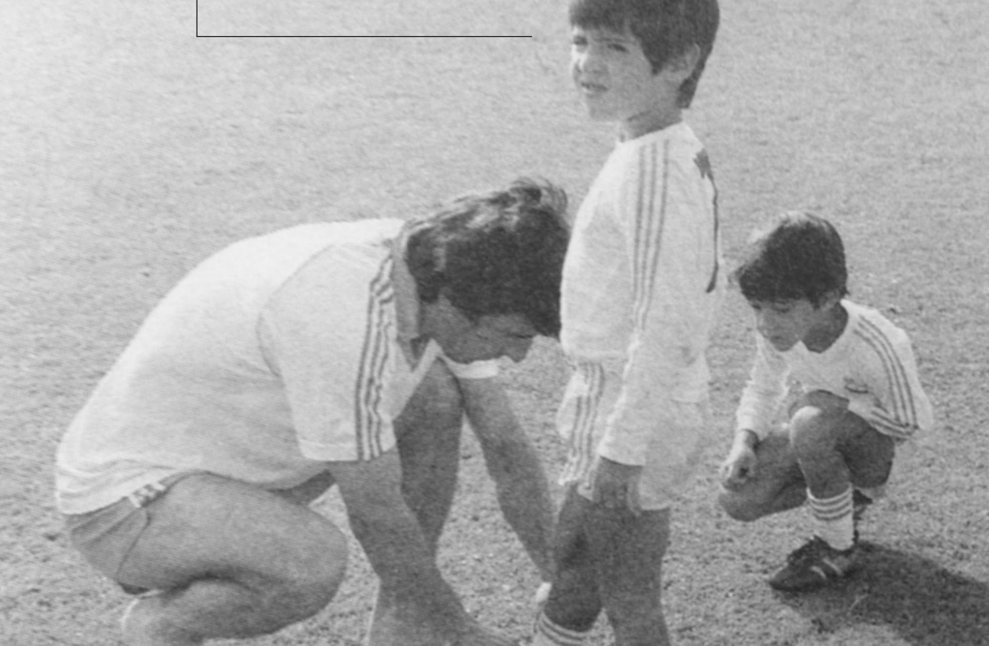 Roberto Gómez: El hijo de una leyenda del Madrid