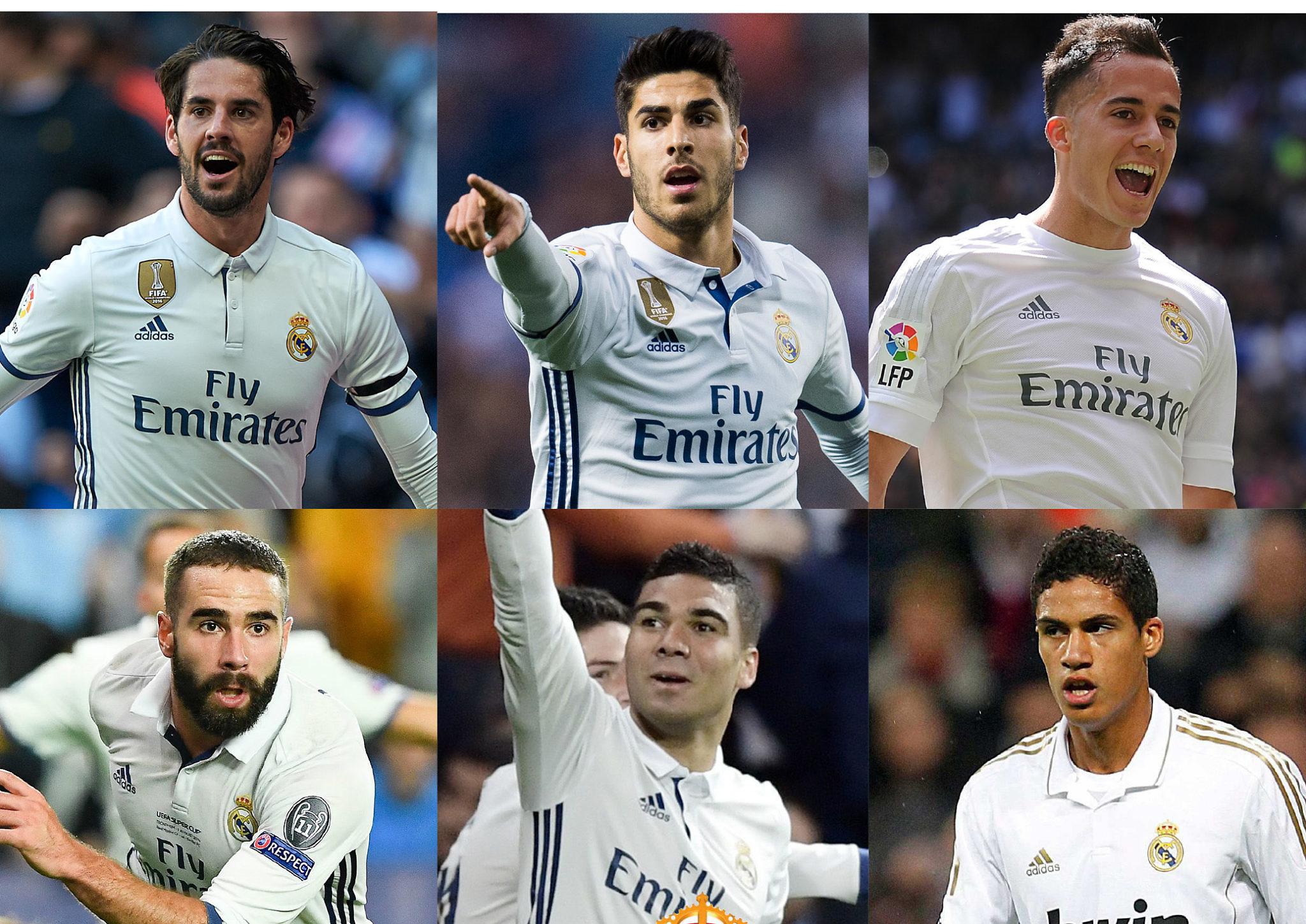 La plantilla del doce veces campeón de Europa reúne a algunos de los mayores talentos jóvenes del mundo