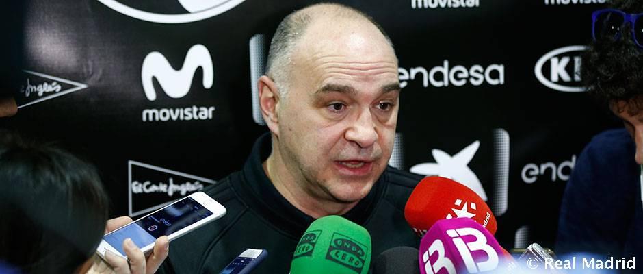 """Laso: """"Tenemos que hacer un muy buen partido ante el Tenerife para pasar a la final"""""""