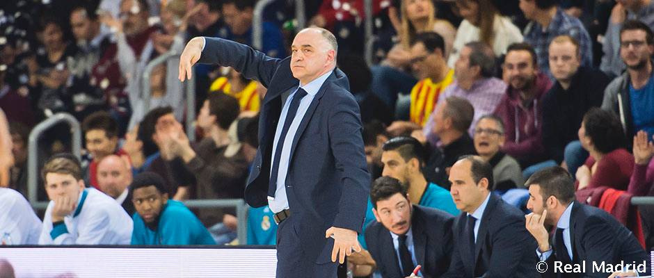 La opinión de @DbenavidesMReal : El Madrid de Laso está lejos del Barcelona de Pesic.