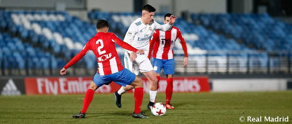 2-3: El Castilla mereció mucho más ante el Navalcarnero