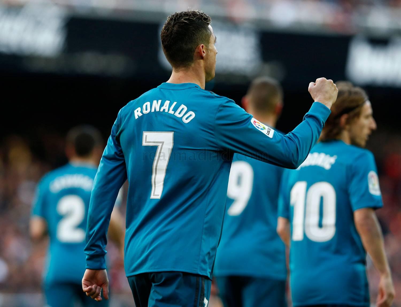 #BlancoYenBotella | Cristiano Ronaldo Rey de Reyes
