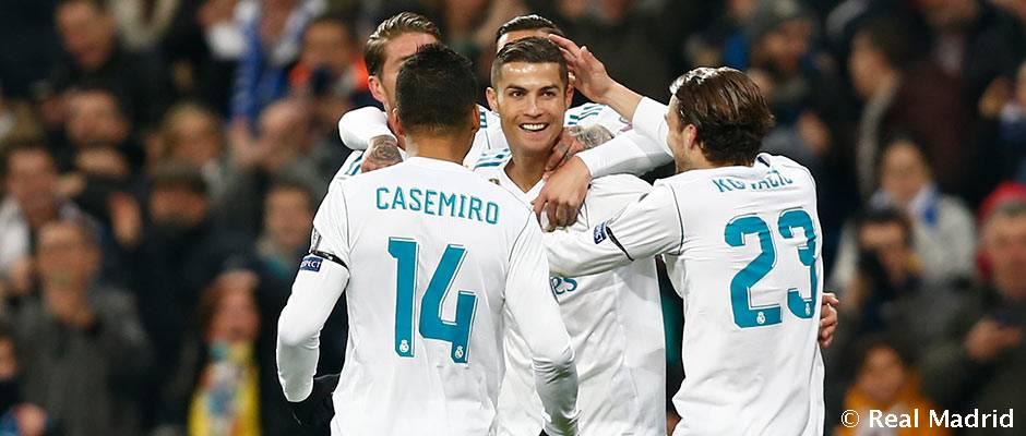 El Bernabéu, un seguro en Europa