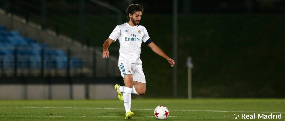 Solari convoca a 18 jugadores para el partido ante el Guijuelo