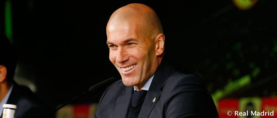 """Zidane: """"Estamos preparados para el PSG"""""""