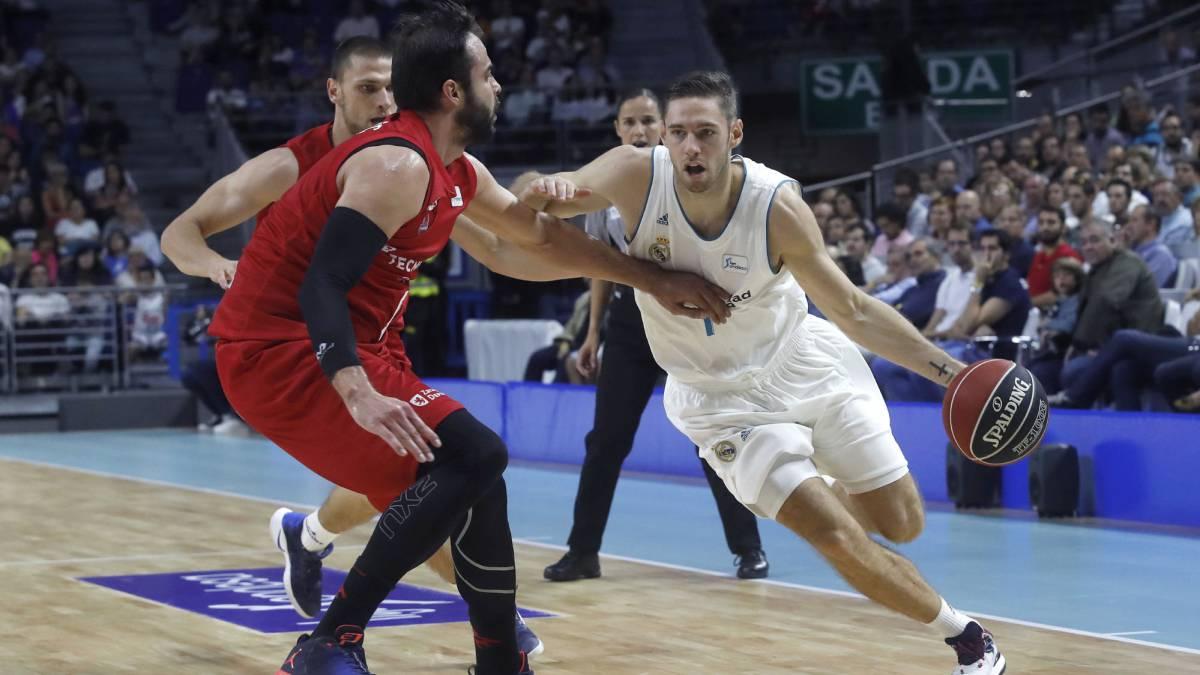 El Madrid, en busca de recuperar la senda de la victoria en ACB