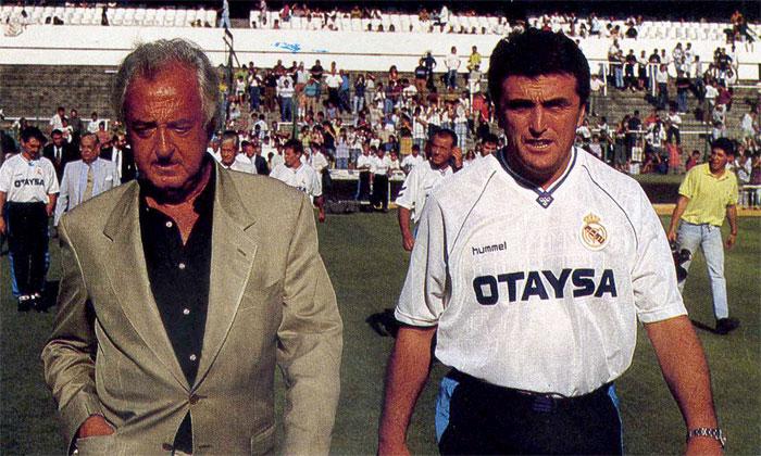 Antic Mendoza Real Madrid