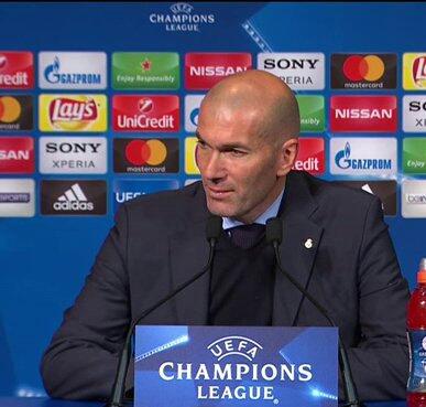 La opinión de @DbenavidesMReal : La insolencia de Zidane pone al Madrid en cuartos.
