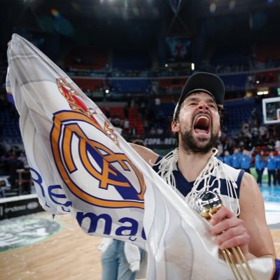 Madridistas en la red Baloncesto: @AbrahamR_82
