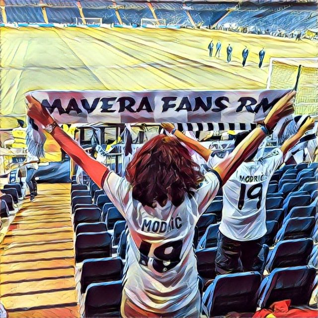 Madridistas en la red: @anamerengona