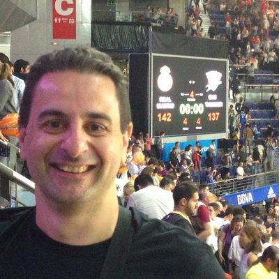 Madridistas en la red Baloncesto: @lopezinak