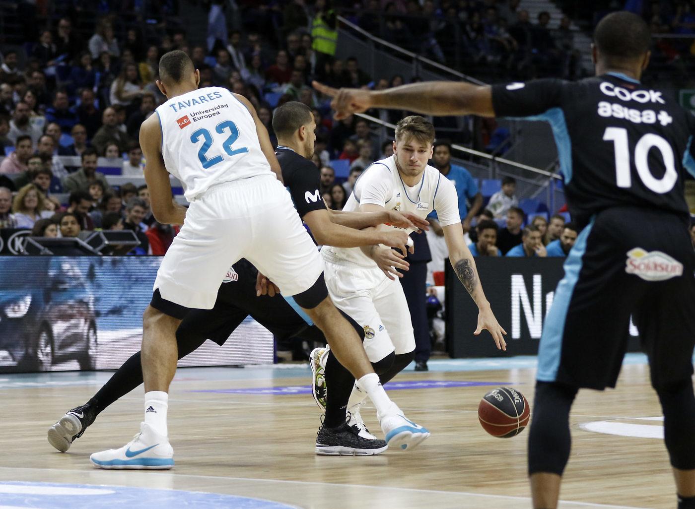 #ACB | Un Madrid resacoso vuelve a pasar por encima del Estu (75-92)
