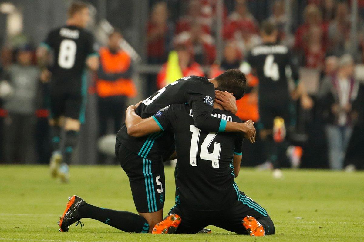 #ChampionsLeague | El escudo y la entrega dan la victoria al Madrid (1-2)