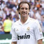 Entrevista en Madridista Real al ex jugador del Real Madrid y FC Barcelona, Alfonso Pérez