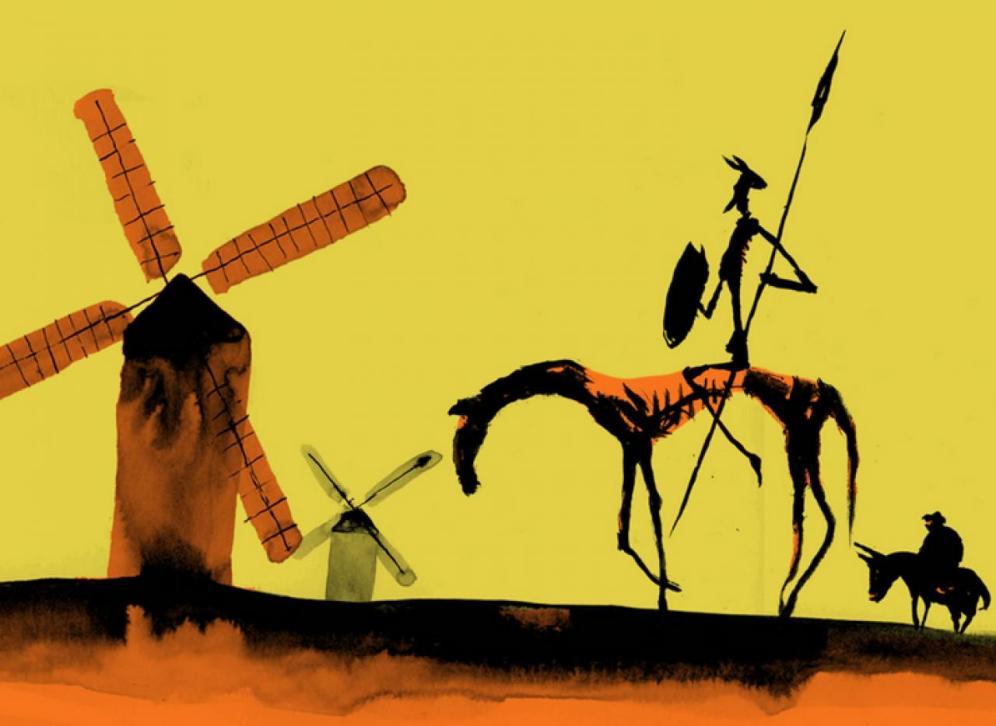 #PantallaBlanca | Quijotismo madridista contra molinos alemanes.