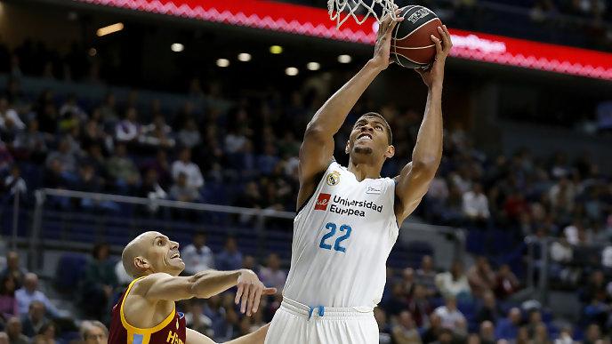 Previa #ACB | El Real Madrid cierra la fase regular en Gran Canaria