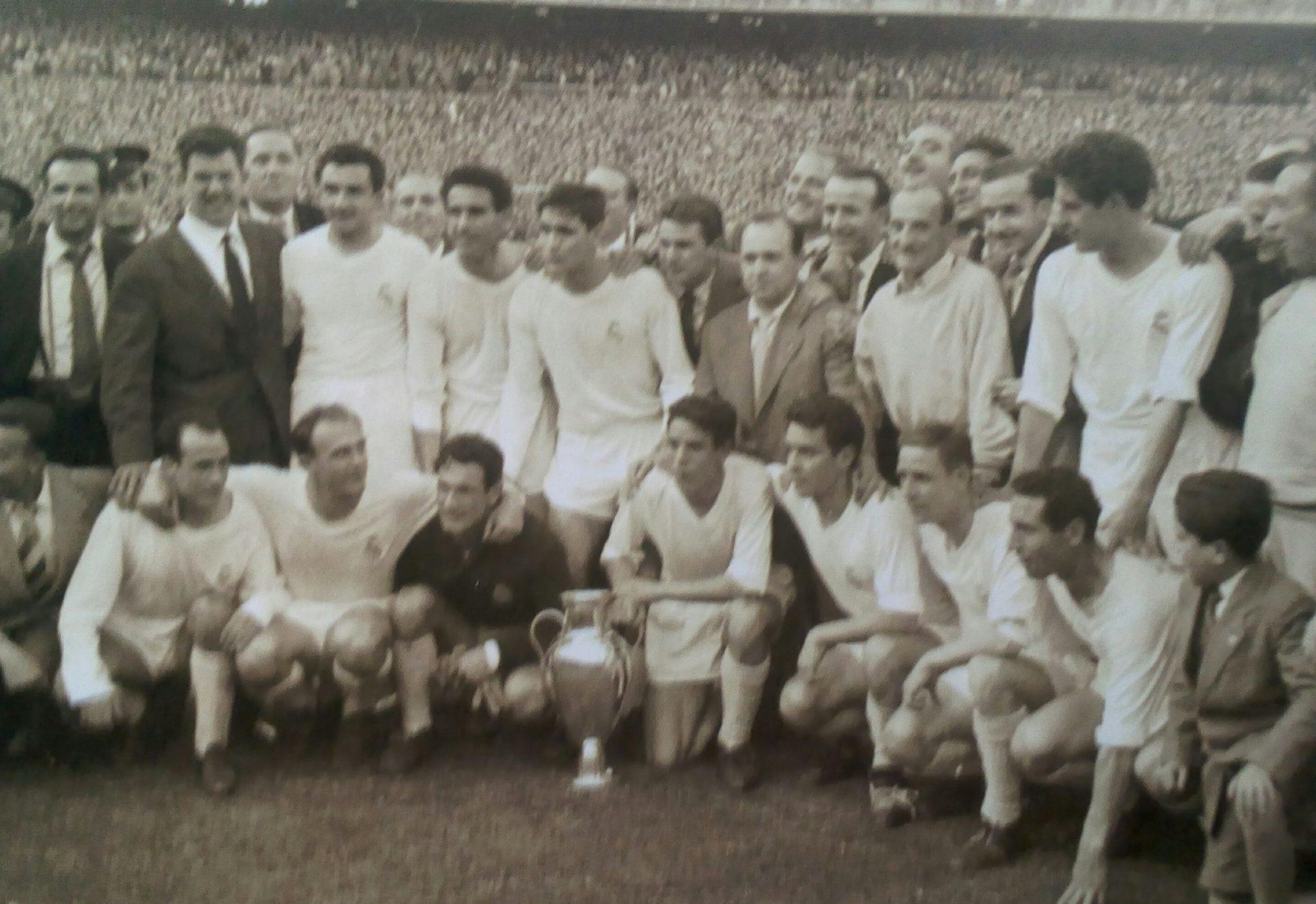 #PartidosConHistoria | Fiesta en el Bernabéu