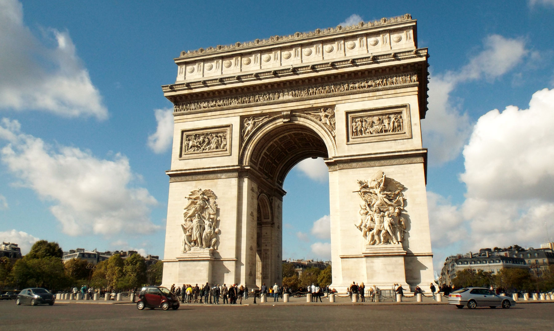 #DesdeLaGrada | El Arco del Triunfo