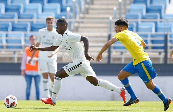 #LaFábrica | Convincente victoria del Castilla en su estreno (2-0)