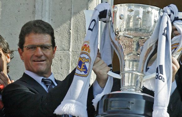#TerrenoMadridista | Don Fabio Capello, ganador de Ligas