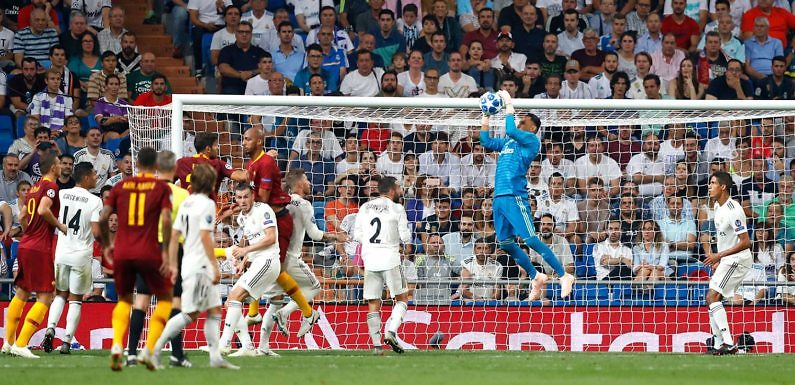 #Minuto93 | Real Madrid vs Roma (Champions League 2018-19)
